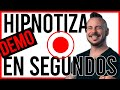 7a) Cómo hipnotizar en segundos - DEMOSTRACIÓN - Inducción por Shock - TUTORIALESDEHIPNOSIS.COM