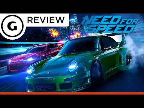 Need For Speed - Review