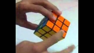 Solving Rubiks cube Malayalam part 6 PLL.3gp