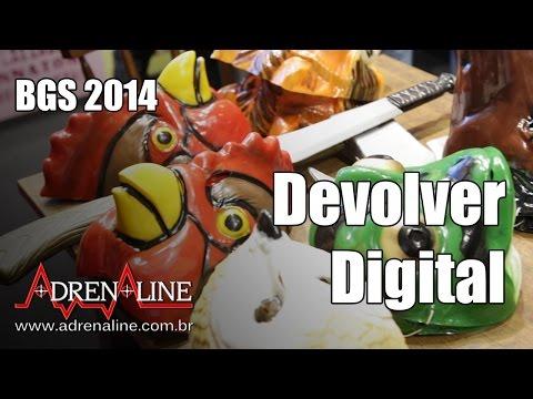 BGS 2014: Conversamos com Andrew Parsons, produtor da Devolver, sobre Hotline Miami 2