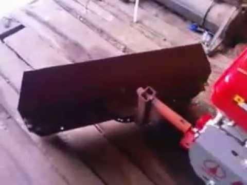 Нож для мотоблока нева своими руками
