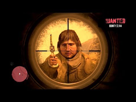 Sly Gameplay - Red Dead Redemption Funny/Brutal Moments Vol.27 (Physics/Animations)