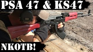 New AK47 (Gen 2) and KS47 from Palmetto State Armory - Big 3 East Update!