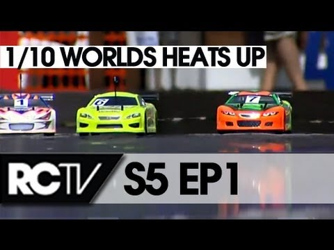 RC Racing S5 Episode 1 - IFMAR ISTC Worlds