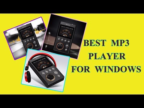 Best MP3 Player For Windows | Best cheap MP3 Player