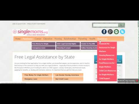 Legal Aid For Single Mothers in Florida Free