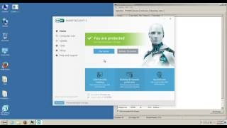 [FAILED] ESET Smart Security 9 vs CrypMIC Ransomware