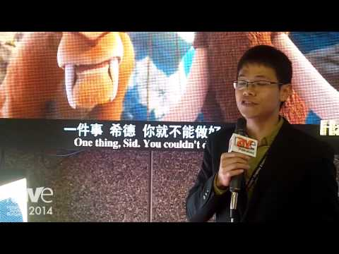 ISE 2014: ShenZhen BesdLED Co Shows Off LED Screens at ISE