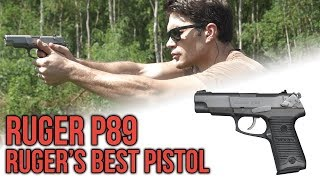 Ruger P89 - 9mm Battle Tank