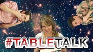 Is #TableTalk Funny in Zero-G?