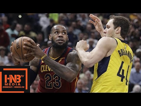 Cleveland Cavaliers vs Indiana Pacers Full Game Highlights / Game 4 / 2018 NBA Playoffs