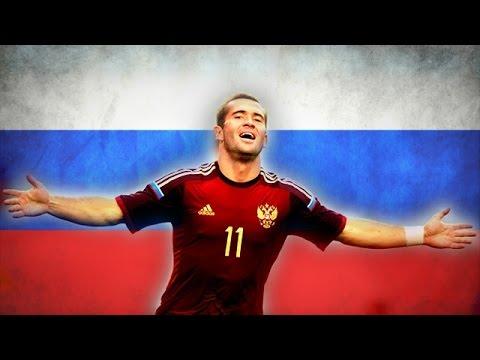 Все 28 голов Кержакова за Сборную России   Alexander Kerzhakov all 28 goals for Russia