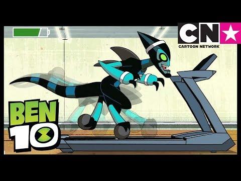 Ben 10 Bentuition   Alien Dances, Fails and Water Balloons!   Cartoon Network