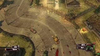 Thumb Zombie Driver, juego mata zombies desde un auto