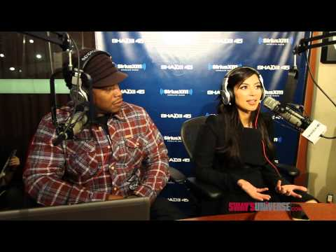 Kim Kardashian Opens Up About Relationship With Beyonce, Pregnancy & Marriage With Kanye On Sway In The Morning