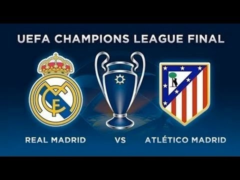 REAL MADRID v ATLÉTICO MADRID | UEFA Champions League Final | #FDW
