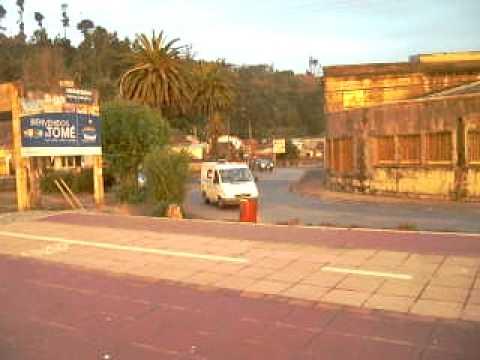 Waiting For The Tsunami Of Japan In Chile (radio Bio-bio 98.1) video