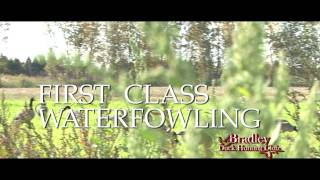 Bradley Duck Hunting Club Trailer