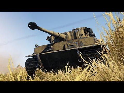 Симуляторный танковый режим - War Thunder. Обучение, часть 19