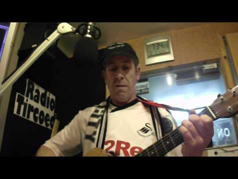This is a Tribute to Swansea City F. C. Celebrating it's Centenary Year 1912 - 2012 Live at the Radio Tircoed 106.5fm Studio Swansea til I Die.