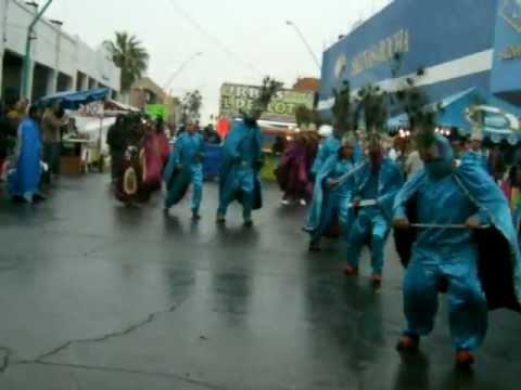 matachines de mexicali Danza del rosario.