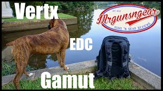 Vertx Edc Gamut Backpack Long Term Use Review Hd