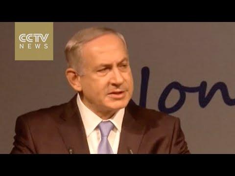 Netanyahu accuses Abbas of inciting violence
