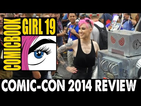 Ep78: Comic-Con 2014 Adventures
