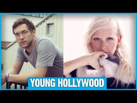 Phillip Phillips & Ellie Goulding Rock The NBA All-Star Game!