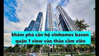 Khám phá căn hộ Vinhomes Golden River 3 phòng ngủ 13.5 Tỷ - Vin Bason Q.1 [ Khám phá bất động sản ]
