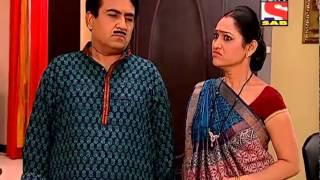 Taarak Mehta Ka Ooltah Chashmah - Episode 1202 - 12th August 2013