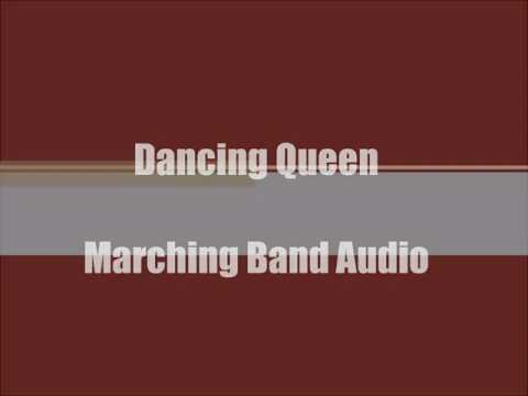 Dancing Queen - Marching Band Audio