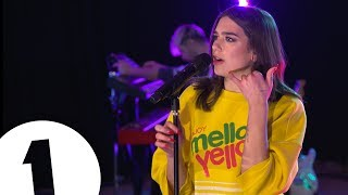 Download Lagu Dua Lipa - New Rules in the Live Lounge Gratis STAFABAND