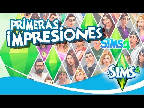 Primeras impresiones Los Sims 4 - Descarga ya disponible! Gameplay en Español