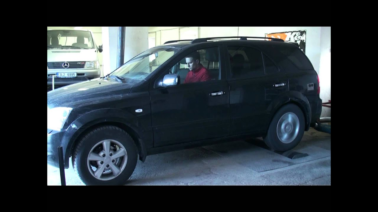 kia sorento 2 5 crdi dyno tuning in camp performance youtube. Black Bedroom Furniture Sets. Home Design Ideas