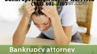 Bankrupcy Attorney in Murrieta 951-973-4852