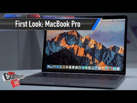 MacBook Pro Mit Touch Bar: Unboxing Und Erster Eindruck