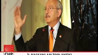 İL BAŞKANLARI TOPLANTISI 14/05/2016
