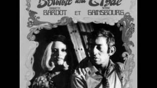 Serge Gainsbourg Brigitte Bardot Bonnie And Clyde