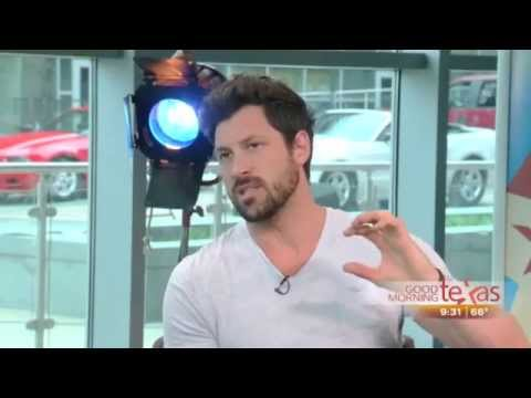 Maksim Chmerkovskiy - Good Morning Texas