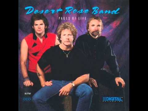 Desert Rose Band - Start All Over Again