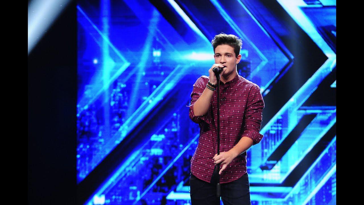 "Duel: Hozier - ""Take me to church"". Vezi interpretarea lui Endy Glikman, la X Factor!"