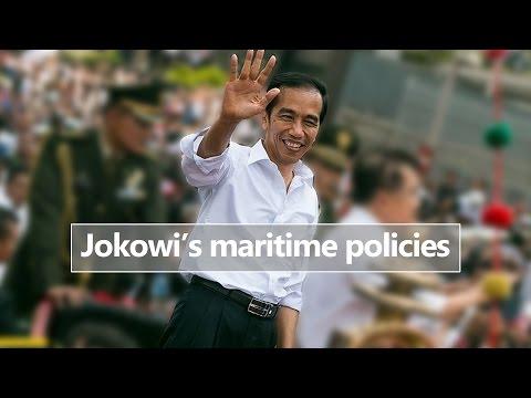 Indonesia – Jokowi's maritime policies