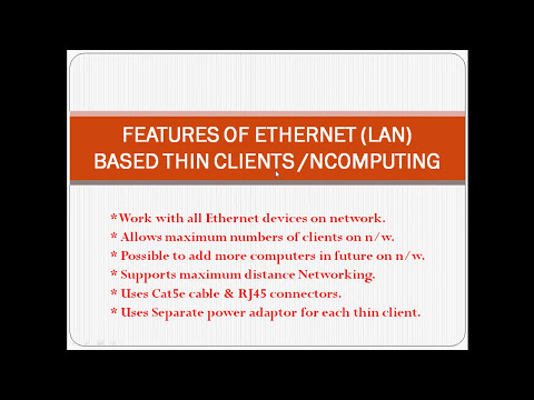 thin client / ncomputing networking tutorials part - 2