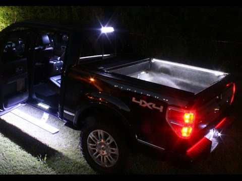 how to install f150 led bed lights f150leds.com unboxing