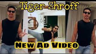 Wow..! 💜 Tiger Shroffs new Ad for Lifestyle | Tiger Shroff | Lifestyle| Lifestyle Brand| SOTY 2