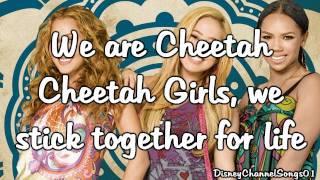 Watch Cheetah Girls Cheetah Love video