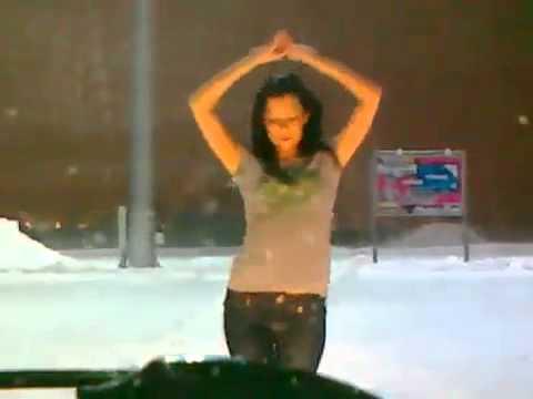 Альбина Сафарова танцует Go-Go