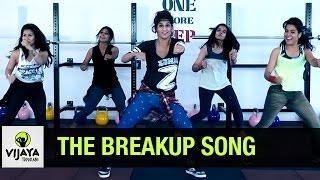 The Breakup Song | Ae Dil Hai Mushkil Movie | Zumba Dance on The Breakup Song | GRYCS | POTENS