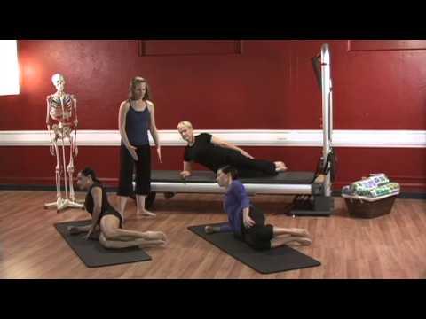 Upside-Down Pilates – Episode 2 – Elvis the Pelvis – Part 4 of 4